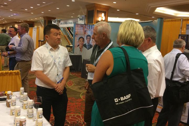 安琪作为唯一中国企业参加美国工业微生物和生物技术年会
