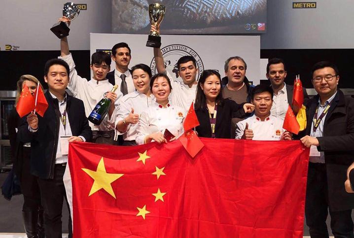 安琪酵母助力中国队获得UIBC冠军